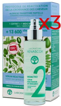 sérum gel soin redactiv 2